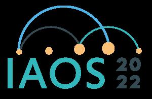 IAOS 2022 conference logo